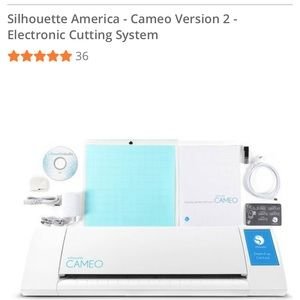 Other - Silhouette Cameo 2-3T